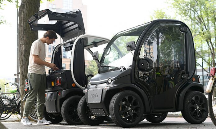 Biro Electric Personal Commuter