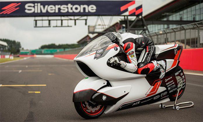WMC250EV Fastest Electric Motorcycle