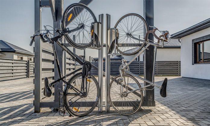 Parkis Space Saving Bike Parking
